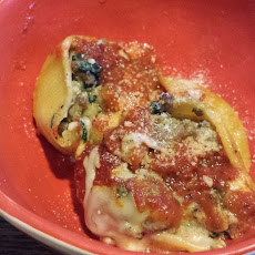 Super Stuffed Pasta Shells