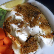 Spicy Halibut