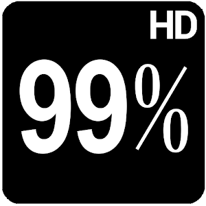 BN Pro Percent White HD Text