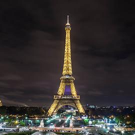 Tour Eiffel by Charles Paulus - Buildings & Architecture Statues & Monuments ( paris, tour )