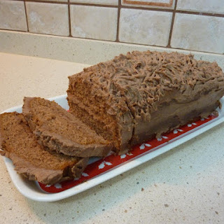 Easy and Moist Chocolate Loaf
