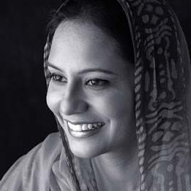 by Rakesh Syal - People Portraits of Women