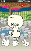 Screenshot of Cute Alpaca1-2-3! (4wins)