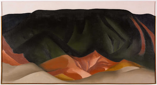 The Amon Carter began acquiring artworks by Georgia O'Keeffe in 1965 with the purchase of <i>Dark Mesa with Pink Sky</i>