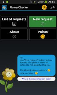 FlowerChecker, plant identify Screenshot