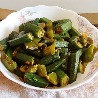 Green Peppers Indian Recipes