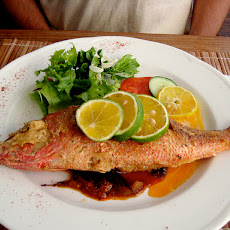 Spicy West Indies Fish
