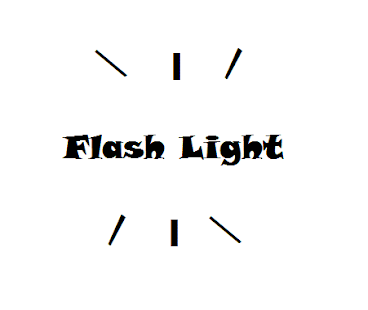 Flash Light - screenshot