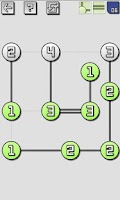 Screenshot of Hashi Extreme Puzzles