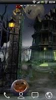 Screenshot of Haunted House LWP