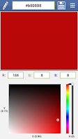 Screenshot of ColorAssistant