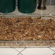 Fat Free Granola Bars