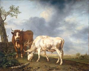 RIJKS: Jan Kobell (II): painting 1806