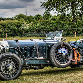 Bentley 4½ Litre speed six supercharged by Ian Flear - Transportation Automobiles (  )