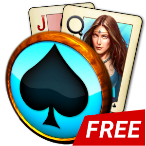 Hardwood Spades – play spades multi-player online