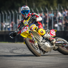 Supermoto Belgium by Wim Moons - Sports & Fitness Motorsports