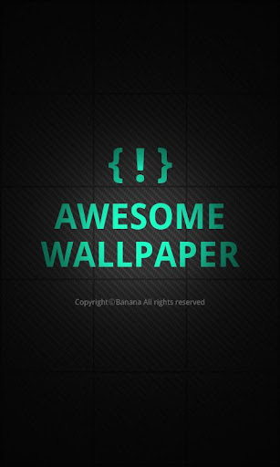 awesome-wallpaper for android screenshot