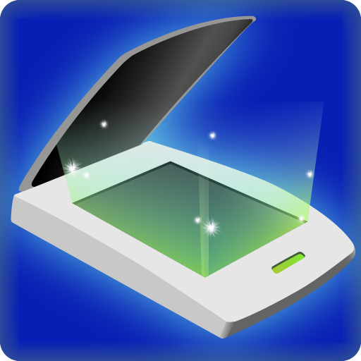 どこでもスキャナ 生產應用 App LOGO-APP試玩