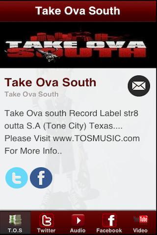 Take Ova South
