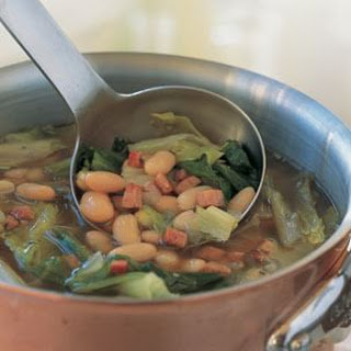 Ham Escarole Bean Soup Recipes