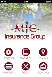 MJC Insurance - screenshot