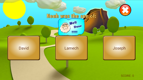 Noah's Ark Game - screenshot