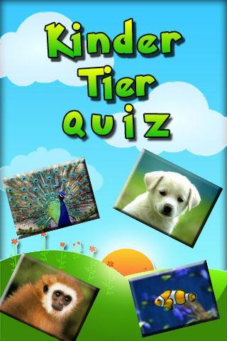 ★ Tier Quiz Kinder ★