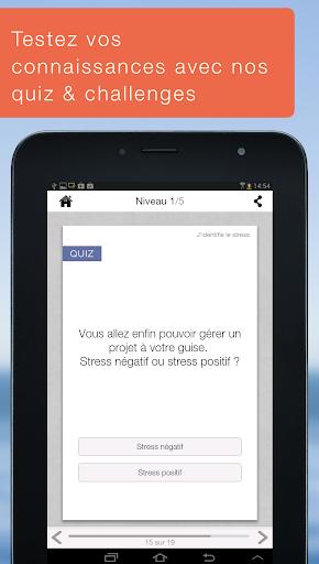Zéro Stress - Psychologies - screenshot