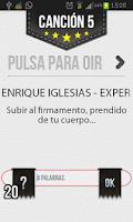 Screenshot of Al pie de la letra 2