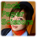 Beauty RockPaperScissors2 NoAd icon