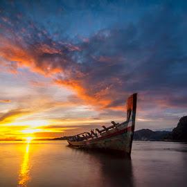 Biduak angku Pungka by Rio Masril - Landscapes Sunsets & Sunrises