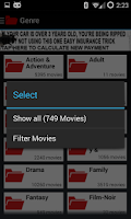 Screenshot of YTMovies-LITE (YouTube Movies)