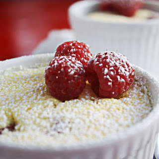 Raspberry Lemon Pudding Cake Recipes