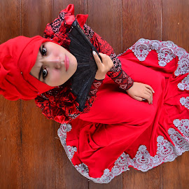 Beauty Hijab by Ridho Mukti Fathurokhman - People Fashion ( fashion, woman, beauty, people )