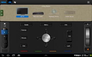 Screenshot of UEI Quickset Services SDK