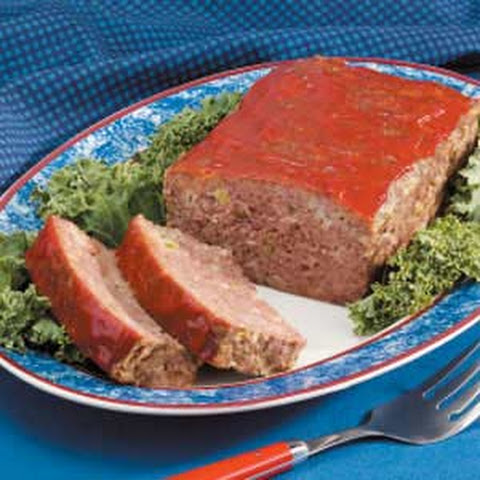 Down-Home Meat Loaf