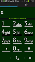 Screenshot of Zemplus Dialer