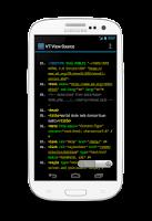 Screenshot of VT View Source