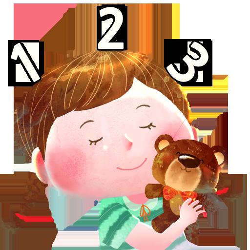 兒童數字遊戲 LOGO-APP點子