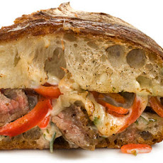 Bourbon Steak Sandwich