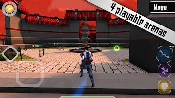 Screenshot of Cutting Edge Arena FREE