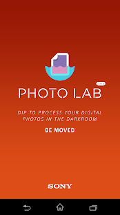 Photo Lab - screenshot