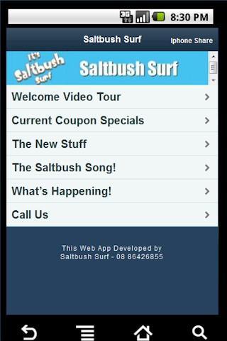Saltbush Surf