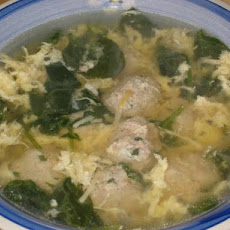 Italian Wedding Soup (Giada De Laurentiis' Recipe)