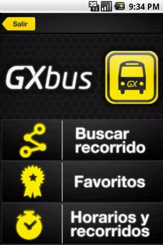 GXBus Montevideo