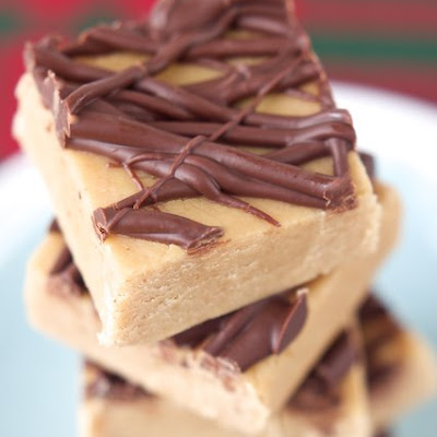 Addictively  Easy Peanut Butter Fudge