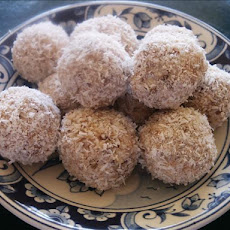 Toffee Pop Balls
