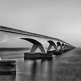 Mijn favoriete brug by Helsen Eddy - Buildings & Architecture Bridges & Suspended Structures