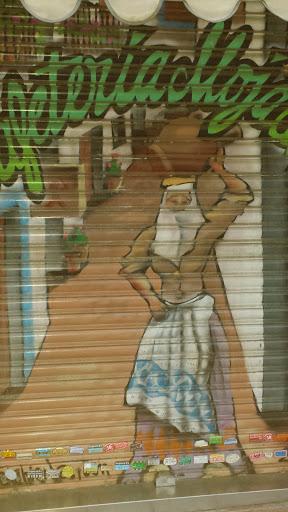 Grafitti Mojacar