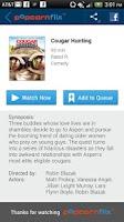 Screenshot of Popcornflix™-Great Movies Free